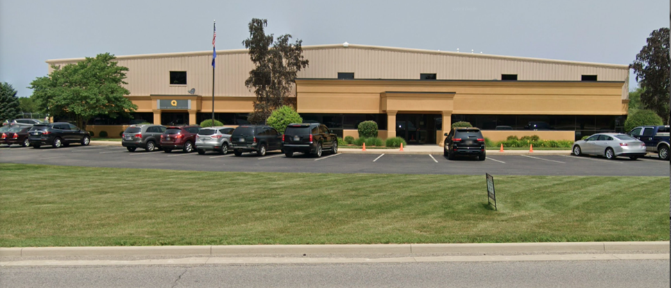 Outside picture of building